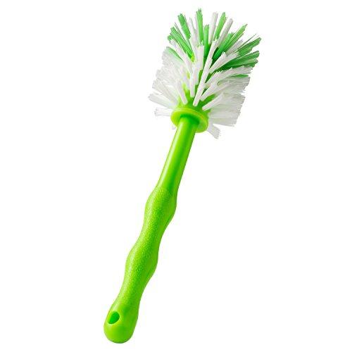 Mixtopf-Spülbürste - Bürste ideal für Thermomix® TM5, TM31 und TM21 - Farbe: grün (1 Stück)