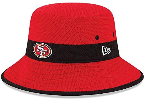 9bf97dcf4 San Francisco 49ers Training Camp Bucket Hat – Football Theme Hats