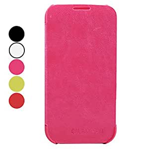 DUR PU Leather Full Body Case with Stand for Samsung Galaxy S4 I9500