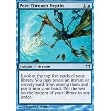 Magic: the Gathering - Peer Through Depths - Champions of Kamigawa by Magic: the Gathering