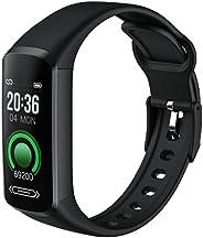 Fitness Tracker, Smart Watch Women Waterproof IP68 Heart Rate Monitor Smartband Sporty Pedometer Stopwatch Cal