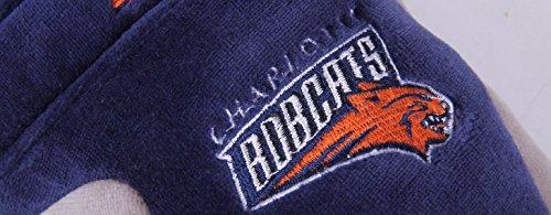 Gelukkige Voeten Heren En Womens Officieel Gelicentieerde Nba Scuff Slippers Charlotte Bobcats