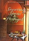 Savoring Spain, Portugal, Williams-Sonoma Staff, 0848731611