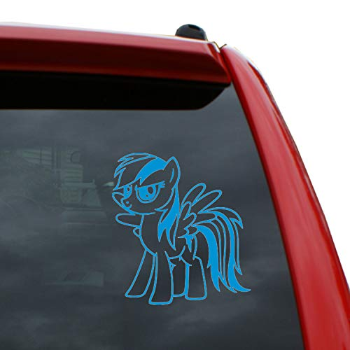 pony decal - 2