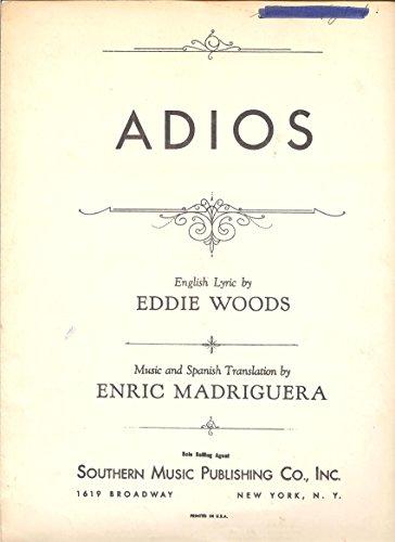 ADIOS (Song)