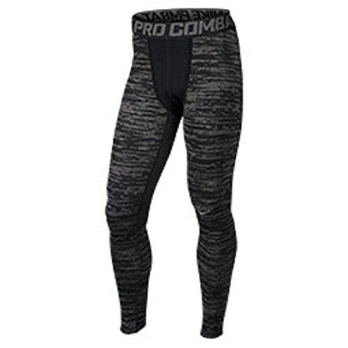Nike Pro Combat Hyperwarm Dri-fit Max Hipercamo de compresi¨®n (S)