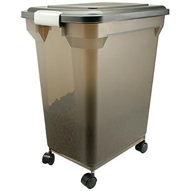 IRIS Premium Airtight Food Storage Container, 55-Quart