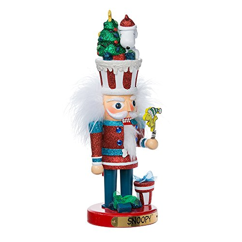 Peanuts/Hollywood Nutcrackers Kurt Adler Snoopy Hollywood Nutcracker, 12-Inch