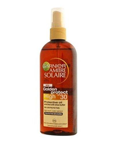 Garnier Ambre Solaire Protective Oil Spf30 150Ml