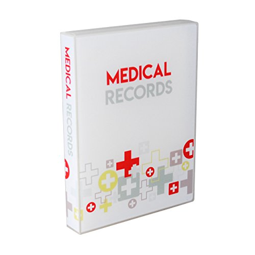 Medical Records Journal (Medical Binder)