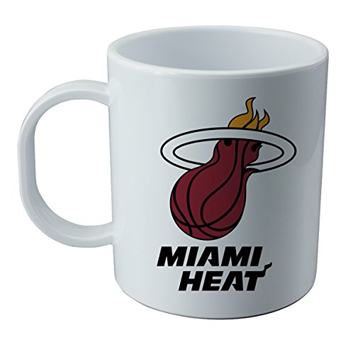 Tazza y sticker dell' Miami Heat - NBA Wallp