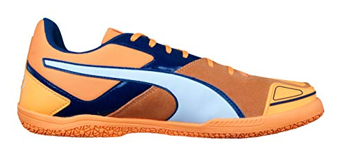 Entraneurs Sala Blanc Puma Invicto De Football Salle En Orange 7A5Ewq5xP