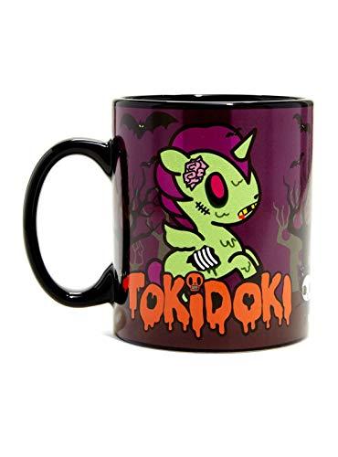 Tasman Tokidoki Zombie Glow-in-The-Dark -
