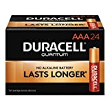 Quantum Alkaline Batteries with Power Preserve Technology, AAA, 144/Ct