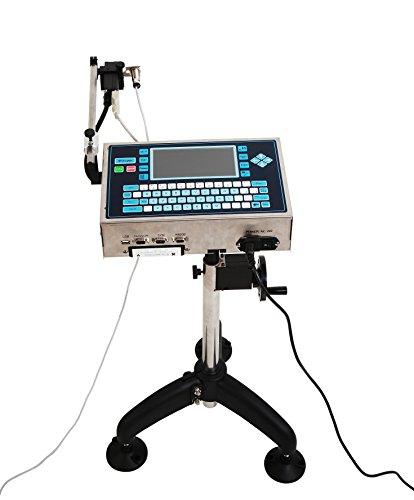 PM-368 Inkjet Printer Date Code Ink Jet Printer Coding Machine (220V) ()