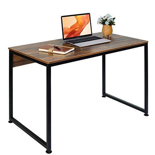 VECELO Modern Studio Collection Soho Desk Computer Table