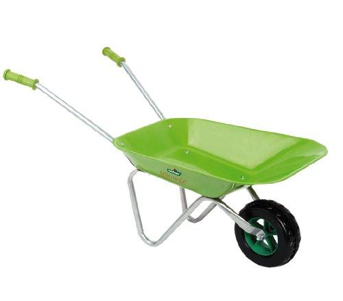 Dehner Grünlinge Kinderschubkarre, grün