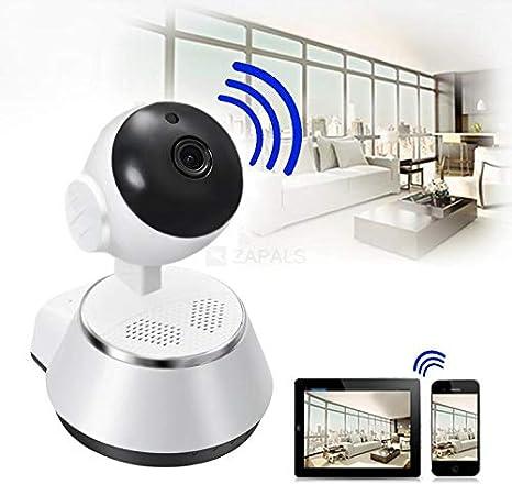 ICAROTECH SISTEMS – Smart Cámara Vigilancia WiFi Cámara IP, Smart ...