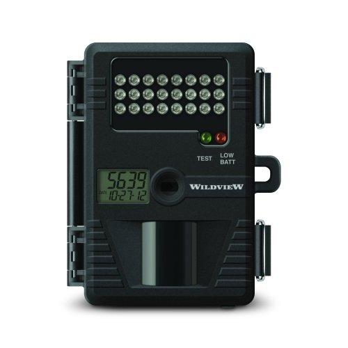 Wildview STC-WV24 TK-24 Trail Camera, Black, Right ()