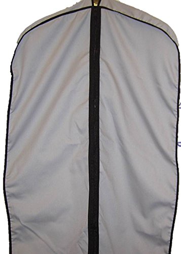TUVAINC Breathable Cotton Cloth Fur Coat & Suit/Dress Garment Bag, 45
