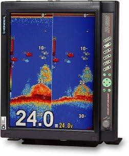 HONDEX(ホンデックス) 15型カラー液晶デジタル魚探 HE-1500-Di 1kW 50/55,85/90,200kHz  200kHz