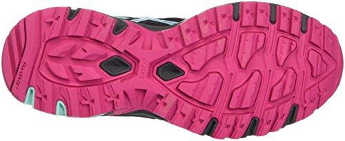 Asics Gel-Sonoma 2, Zapatillas de Gimnasia para Mujer Nero (Black/Aqua Haze/Sport Pink)