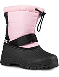 Kids Snow Boots Girls Boys; Youth Toddler Snow Boots