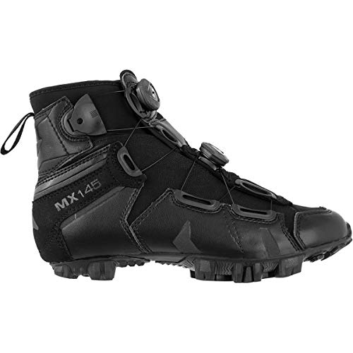 Lake MX145 Cycling Shoes - Men's Black, 46.0
