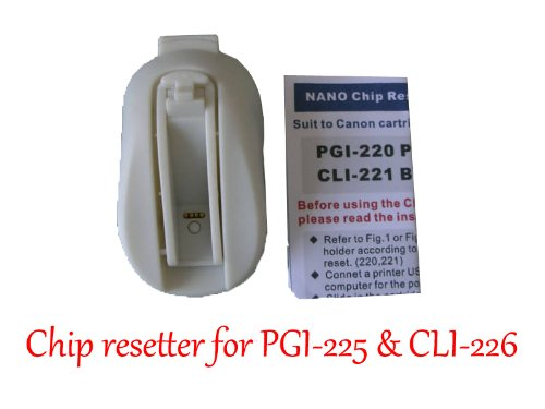Canon CLI226 Resetter for Canon CLI-226 / PGI-225 Cartridges