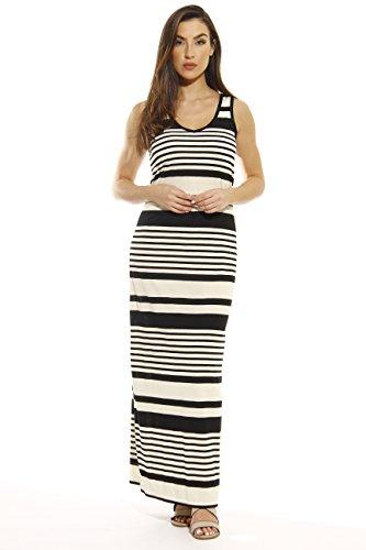 knit tank maxi dress - 7