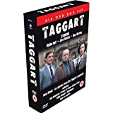 TAGGART - NEW BLOOD: Six Stories From The Taggart Casebook Including Bad Medicine/ Abuse Of Trust/ Silent Truth/ Fallen Angels/ Bloodsport/ End Of Justice [NON-USA Format / Import / Region 2 / PAL]