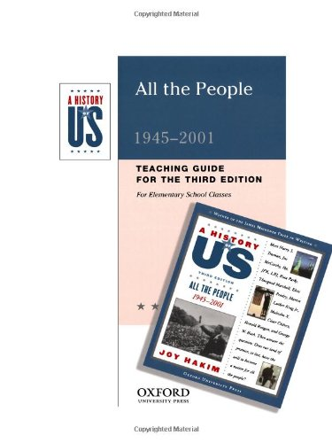 Amazon.com: All the People: Elementary Grades Teaching Guide A ...