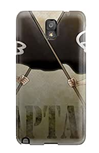 Galaxy Note 3 Case, Premium Protective Case With Awesome Look - Brothers: Ace And Luffy