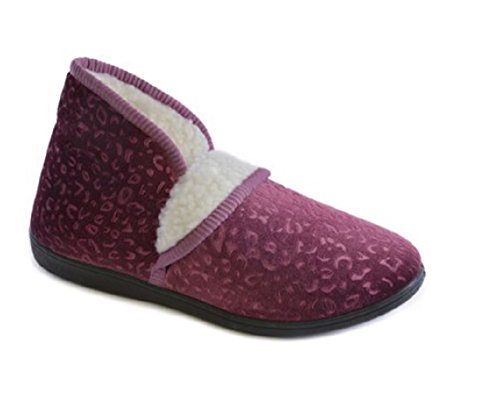 Way 5 pour Pink GladRags Femme Chaussons qngxXwP