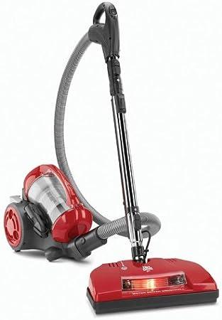 Dirt Devil Power Reach Multi Cyclonic Bagless Canister Vacuum Sd40030 Dirt Devil Vacuum Power Nozzle