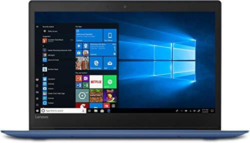 "2019 Latest Lenovo S130-14 Laptop PC Intel Celeron N4000 1.1Ghz (Upto 2.6 Ghz), 4GB, 64GB eMMC SSD, 14.0"" (1366x768) HD Display Windows 10 Midnight Blue Color"