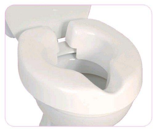 Novelle Erhöhter Toilettensitz (transportierbar, zum Aufstecken)