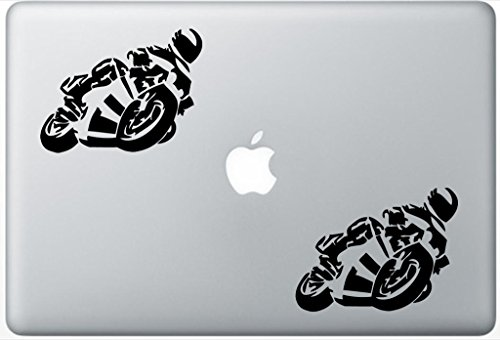 Speed Racer 15Cm Removable Ative For ArcDecals78603341 Set Of Two (2x) , Decal , Sticker , Laptop , Ipad , Car , Truck (Racer Case Speed Carrying)