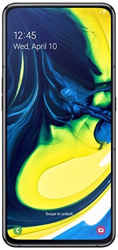 Samsung Galaxy A80 (Phantom Black, 8GB RAM, 128GB Storage)
