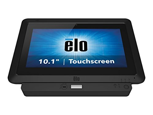Elo ETT10A1-10.1' Windows Tablet - 32 GB, Black (E806980)