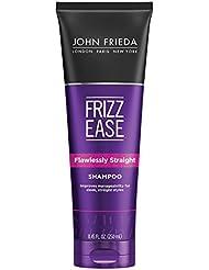 John Frieda Frizz Ease Flawlessly Straight Shampoo, 8.45 Ounces
