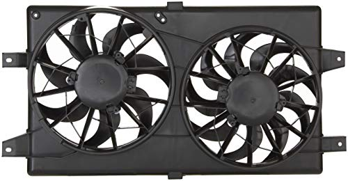 Spectra Premium CF13017 Dual Radiator Fan Assembly