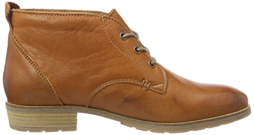 Chukka Bruna Women's of Brown Eden Apple Boots 10 Cognac 4xw1P7MqI