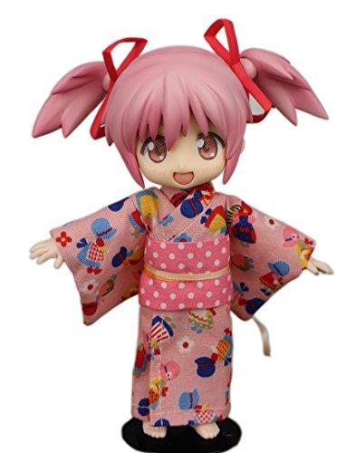 Regina Costumes (ob11 Obitsudoru 11cm size costume pink yukata)