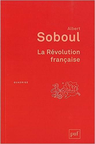 Lire un La révolution française epub, pdf