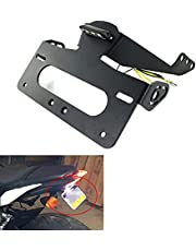 Fender Eliminator for 2020 MT 09, Fit for MT-09 MT09 FZ-09 2017 2018 2019 2020 Tail Tidy, Compatible with OEM/Stock and Aftermarket Blinkers, License Plate Holder