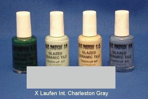 Laufen Ceramic Tile - EZ Products EZP-903 Glazed Ceramic Tile Touch-UP 15-X Laufen INT. Charleston Gray