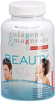 CN COLAGENO Beauty 200comp. - 200 gr: Amazon.es: Salud y ...