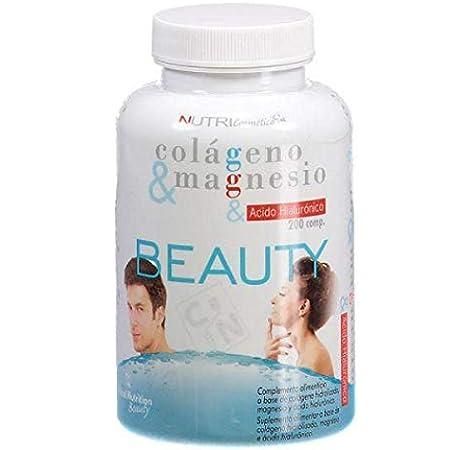 CN COLAGENO Beauty 200comp. - 200 gr: Amazon.es: Salud y cuidado ...