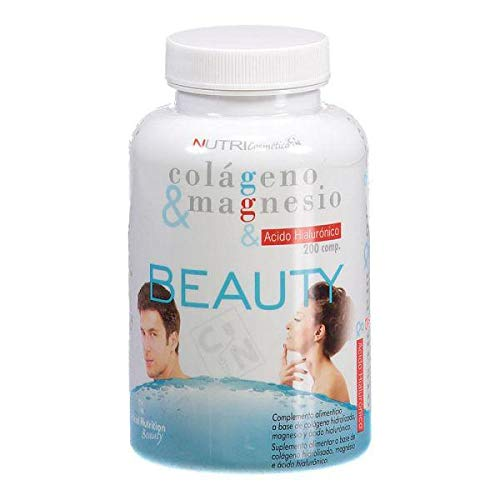 CN COLAGENO Beauty 200comp. - 200 gr: Amazon.es: Salud y cuidado ...